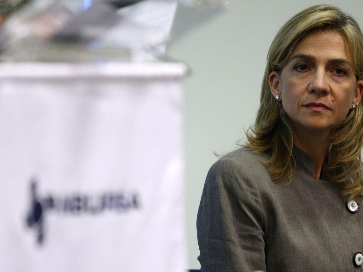 Foto: La infanta Cristina, en una imagen de archivo. (Reuters)
