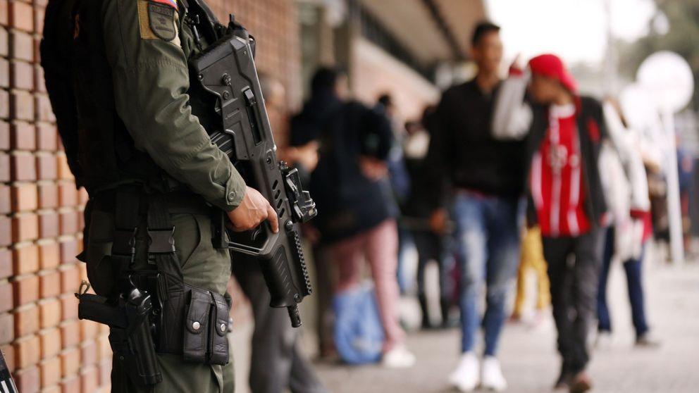 Matan a tiros a un empresario valenciano en el interior de un local en Colombia