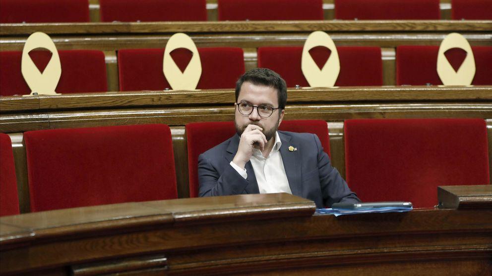 El TSJ de Cataluña descarta investigar al vicepresident Pere Aragonès