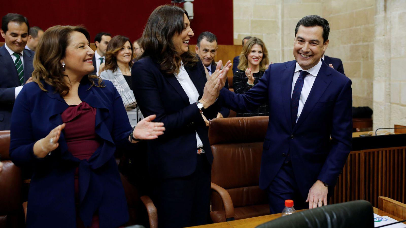 Foto: Juan Manuel Moreno Bonilla. (Reuters)