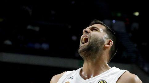 Felipe Reyes y su 'cameo' en el  Juego de Tronos de la Euroliga