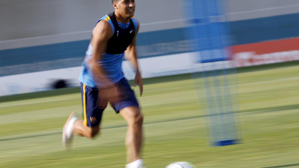 Di María es la clave para que Pedro salga del Barcelona y fiche por el United