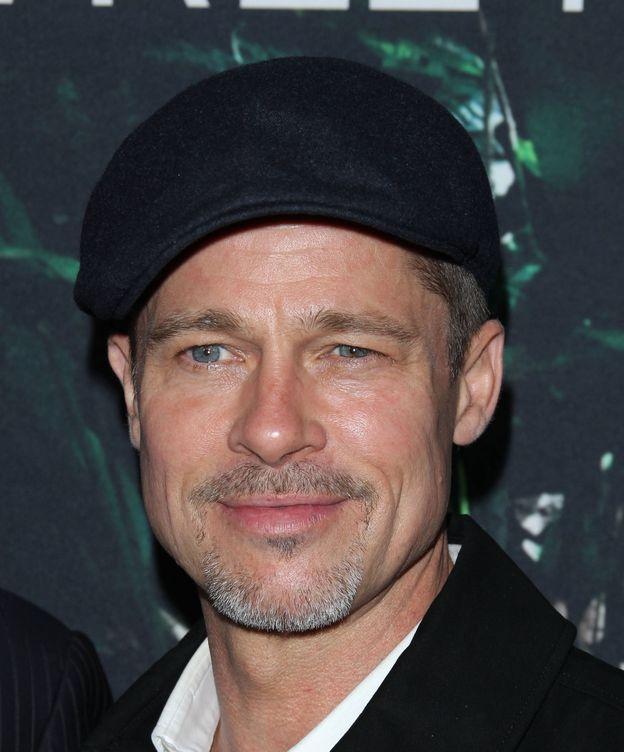 Foto: Brad Pitt en el estreno de 'Z, la ciudad perdida'. (Gtres)