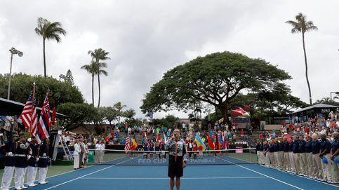 EEUU equivoca el himno alemán por el nazi en la eliminatoria de Fed Cup