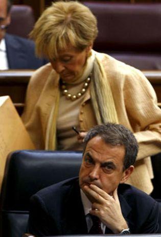 Foto: El Gobierno queda tocado tras sacar adelante el 'tijeretazo' por un voto