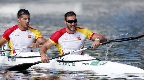 Saúl Craviotto, a 'la bestia' no le quedan brazos para tatuarse más medallas