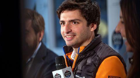 Así vuelve Carlos Sainz a McLaren tras dos semanas de locura con  Ferrari