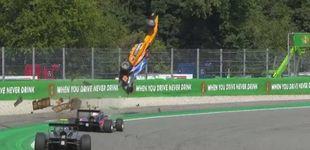 Post de El durísimo accidente en la Fórmula 3 que casi acaba en tragedia
