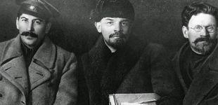 Post de Lenin, Trostki y Stalin bebiendo cerveza en los bares de Londres: que pasó