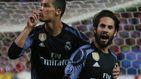 Cristiano Ronaldo mandó callar al Calderón y fue reprendido por Torres