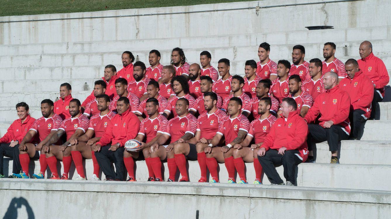 Toutai Kefu, el seleccionador de Tonga ya sabe lo que es arrasar a España en el Central