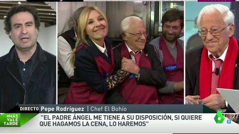 Cayetana Guillén y Pepe Rodríguez, de 'MasterChef Celebrity' a La Sexta