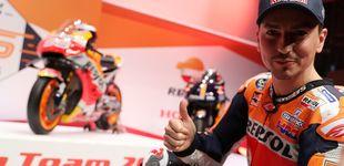 Post de Los gallos Márquez y Jorge Lorenzo y por qué no les gusta oír que son el 'dream team'