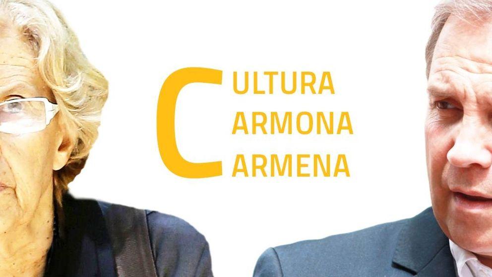 La guerra cultural achicharra a Carmona