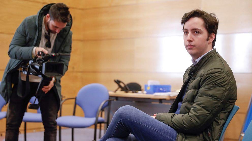 El pequeño Nicolás, detenido por agresión: su pasado con Froilán y Victoria Federica