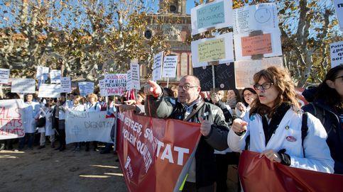 Fracasan las negociaciones: los funcionarios de Cataluña irán a huelga el 12 de diciembre