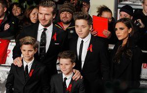 El éxito de los hijos de David y Victoria Beckham