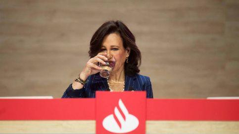 La caída en bolsa de Santander le cuesta más de 30 millones de euros a Botín