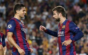 El Barça no echa de menos a Puyol ni Valdés: no ha recibido ni un gol