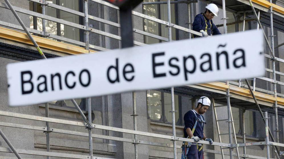 Foto: Estación de Metro del Banco de España, junto a la sede de la entidad (Reuters).