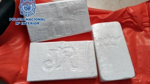 Golpe a los 'pata negra' del narcotráfico marbellí por un alijo de 1.500 kilos de cocaína