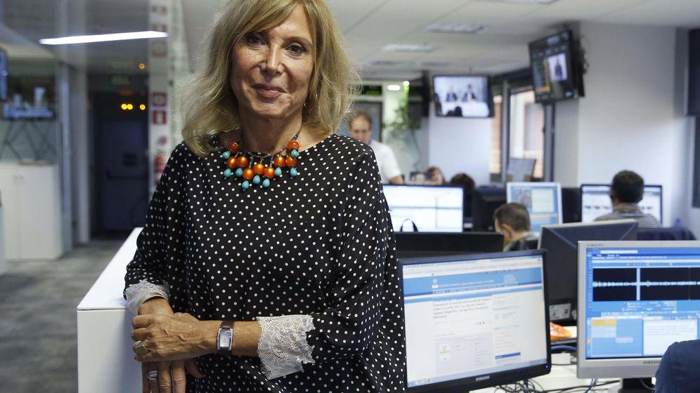 Foto: La periodista y escritora Pilar Eyre. (EFE)