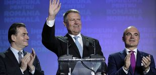 Post de Los conservadores ganan la primera vuelta en las elecciones presidenciales de Rumanía