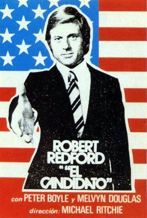 Foto: Cartel de la película 'El candidato'. (YouTube)