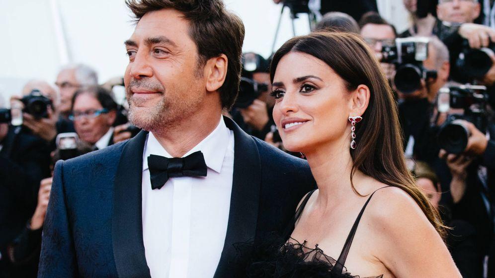 Foto:  Bardem y Cruz, en el Festival de Cannes. (Getty)