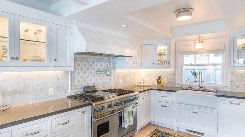 La cocina, perfectamente equipada. (Compass Housing)