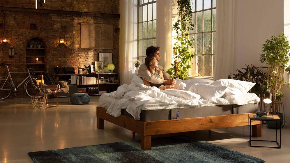 Foto: Descansa con los mejores colchones para tu salud (Foto: Emma Original)