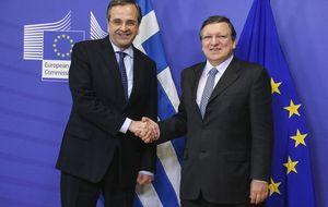 La debilidad económica griega, un lastre para la presidencia europea