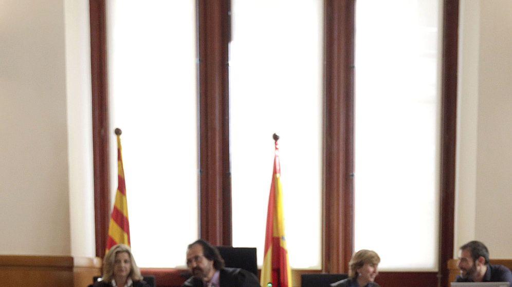 Foto: Leo Messi, en el juicio por fraude fiscal. (EFE)