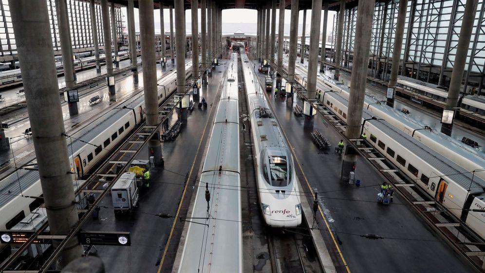 Foto: En cinco años ha tenido averías en 6.600 trenes. (EFE)