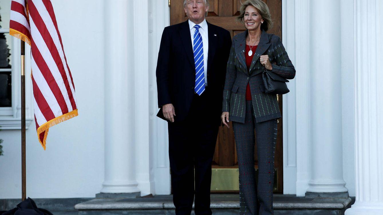 Millonarios, banqueros y lobistas: el gabinete neoliberal de Trump