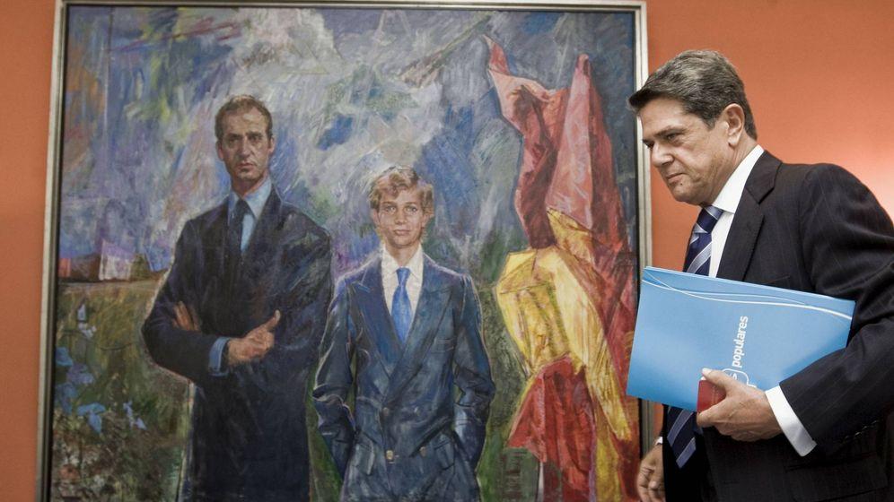 Foto: Fotografía de archivo del exministro Federico Trillo. (EFE)