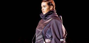 Post de MBFWM: Así ha sido el debut de Alba Díaz sobre la pasarela de Cibeles