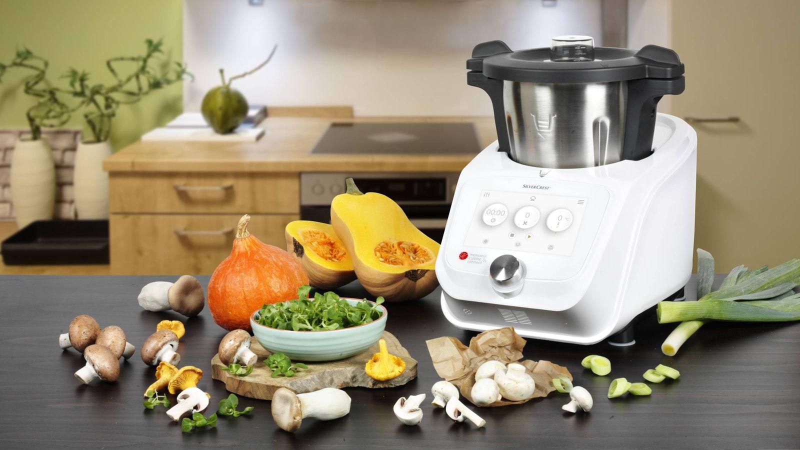 Alimentacion Monsieur Cuisine Connect El Robot De Lidl Ahora