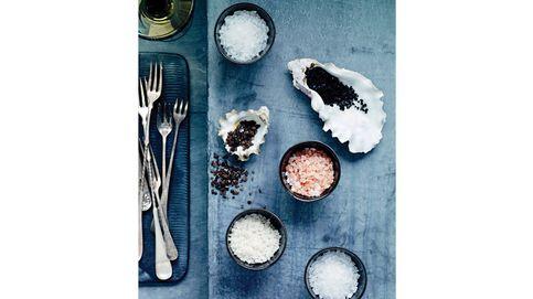Todos los tipos de sal y cómo degustarla