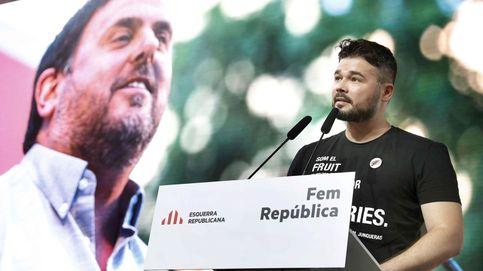 Junqueras advierte de que los discursos excluyentes convierten al independentismo en minoría