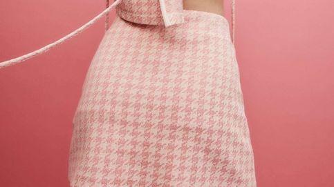 La falda pantalón está de vuelta y le damos la bienvenida con este modelo de Zara