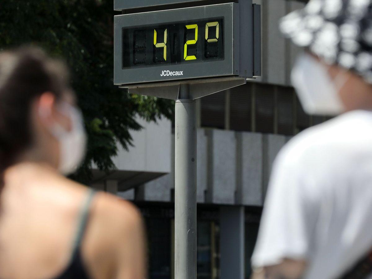 Foto: Las provincias con mayores temperaturas medias son las más preparadas. (EFE)