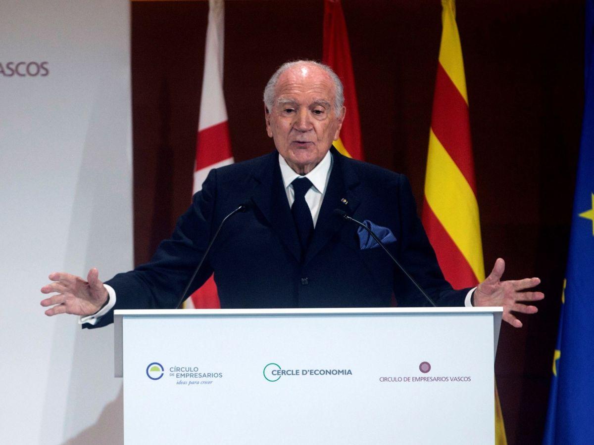 Foto: El directivo catalán Mariano Puig. (EFE)