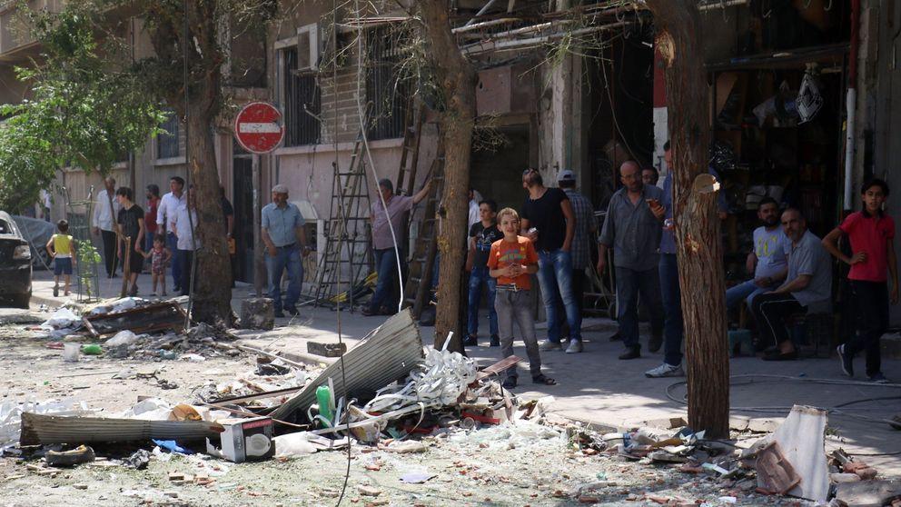 Comienza el alto el fuego en Siria acordado por Putin y Trump