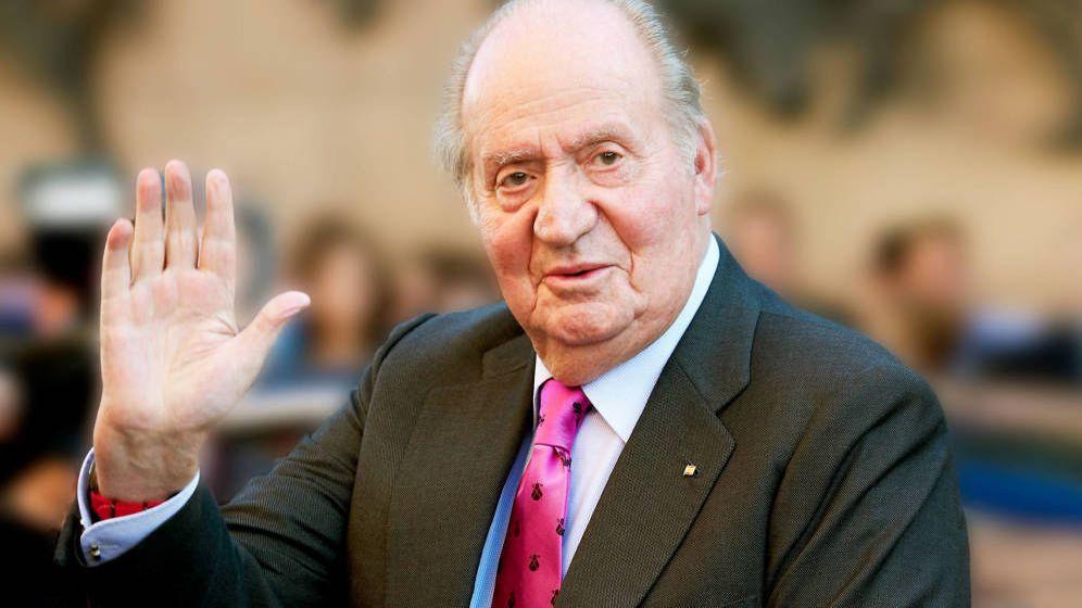 Foto: El rey Juan Carlos, en una imagen de archivo. (Getty)