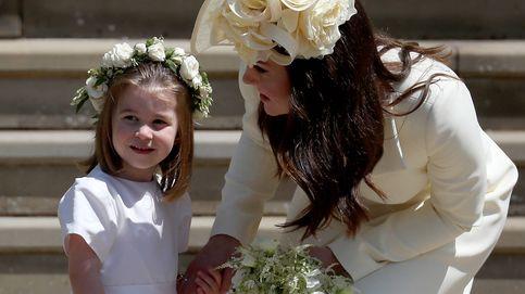 Ni Isabel II, ni Kate, ni Guillermo... El gran parecido de Charlotte con otro familiar