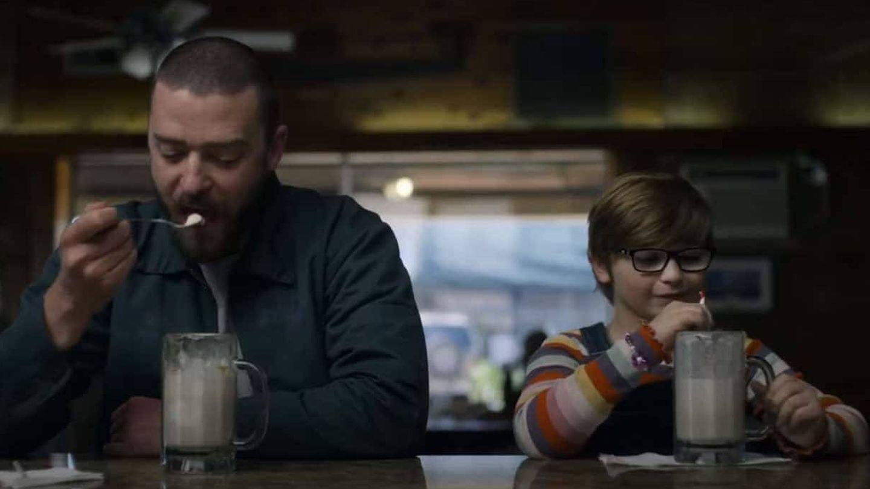 Justin Timberlake vuelve a la interpretación en 'Palmer'. (Apple TV)
