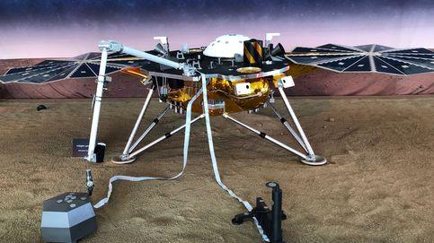 Así ha sido el aterrizaje en Marte de la nave InSight de la NASA