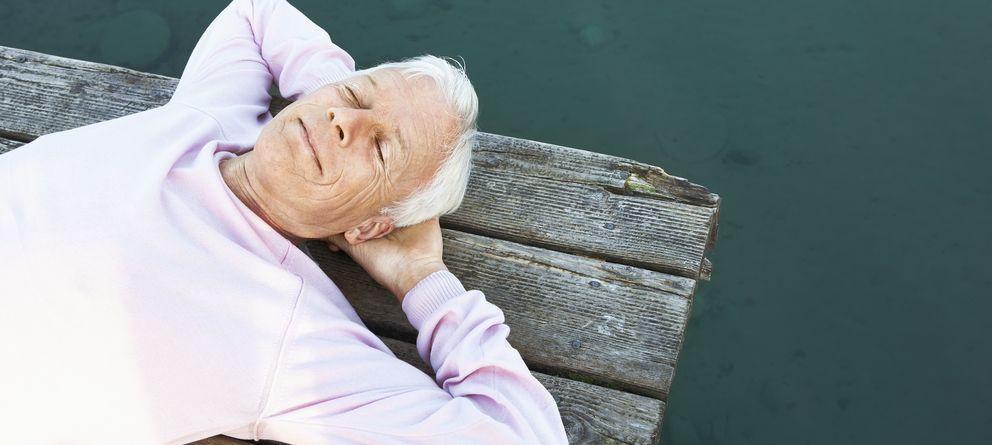 Foto: Cada vez más gente llegará a los 90 años con buena salud. (Corbis)