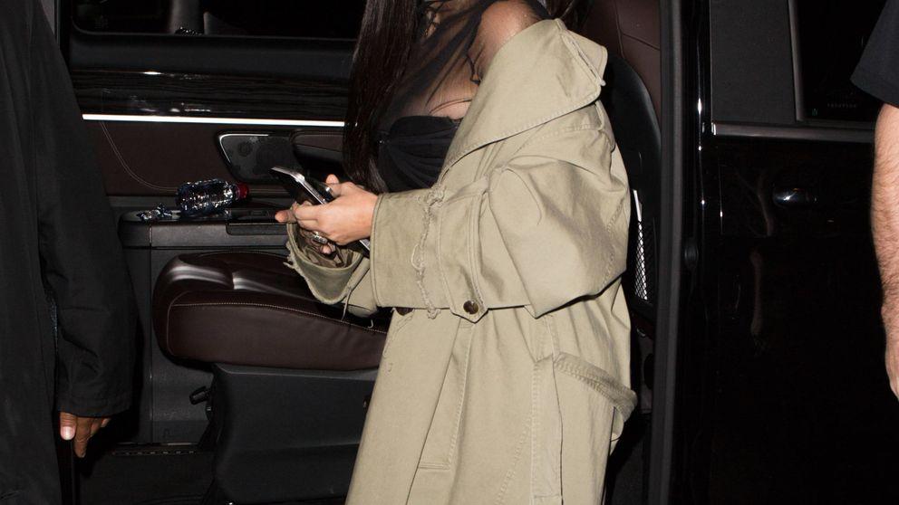 El chófer de Kim Kardashian, entre los detenidos por el robo de París